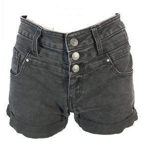 Eightytwo denim shorts high waist